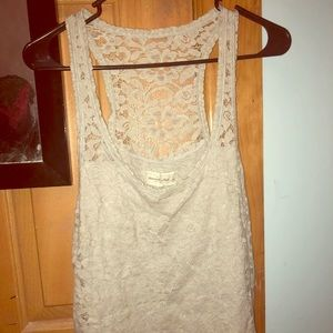 Abercrombie and Fitch Lace Blouse